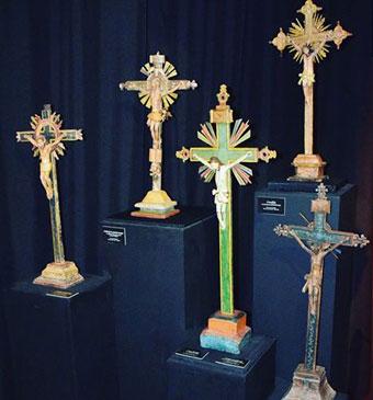 Las 77 Cruces