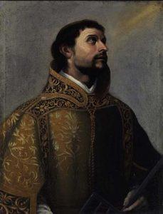 San Lorenzo (83 × 63 cm), obra de Bartolomé Esteban Murillo.