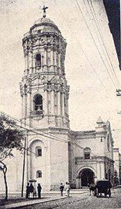 Iglesia de Santo Domingo (Lima), donde se encuentran los restos mortales de Santa Rosa de Lima.