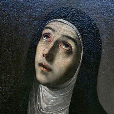 Santa Teresa de Jesús, por José de Ribera, 1630