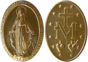 Medalla milagrosa