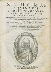 Super Physicam Aristotelis, 1595.