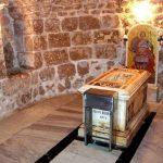 Tumba de San Jorge en Lod, Israel