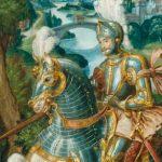 San Jorge y el dragón, Martín de Vos