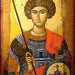 Icono, Museo Cristiano-Bizantino, Atenas.