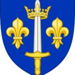 Escudo de Armas de Juana de Arco.