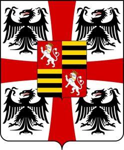 Escudo de San Luis Gonzaga.