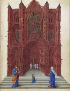 Las muy ricas horas del duque de Berry, 1458.