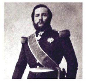 Francisco Solano López fue presidente de Paraguay desde 1862 hasta su muerte, en 1870