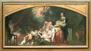 El nacimiento de la Virgen (Murillo)